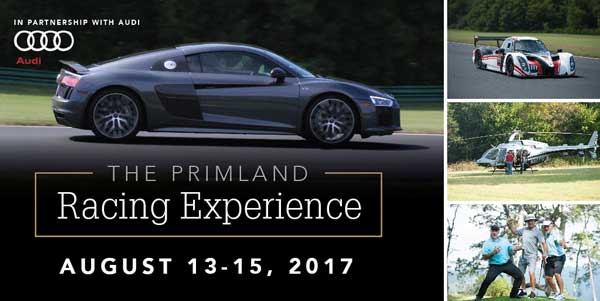 Primland Racing Experience Twitter
