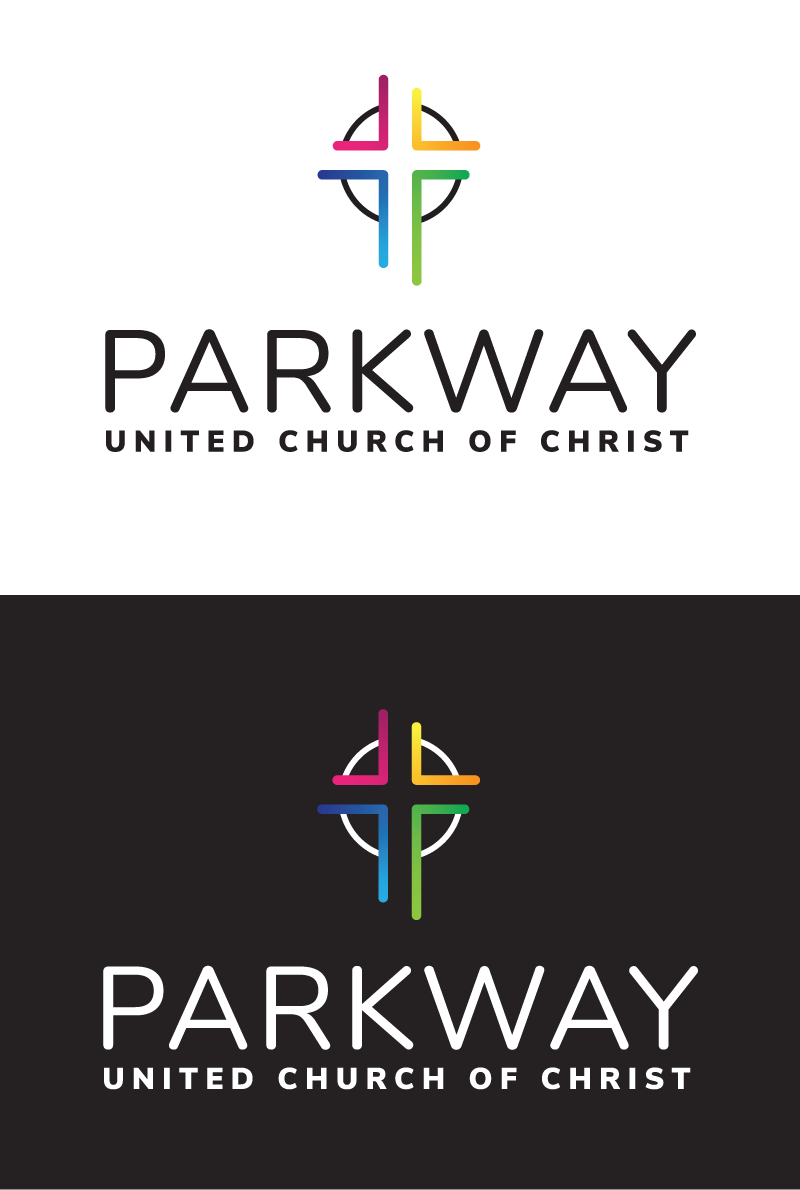 Parkway UCC Logo Rebrand - St. Charles Graphics Design