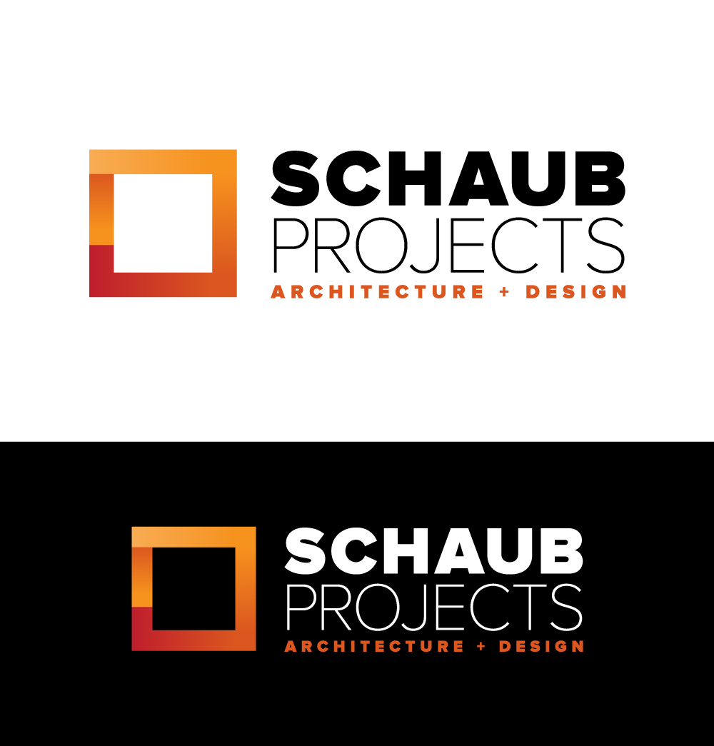 Schuab Projects Logo Design By Fierce Creative Agency