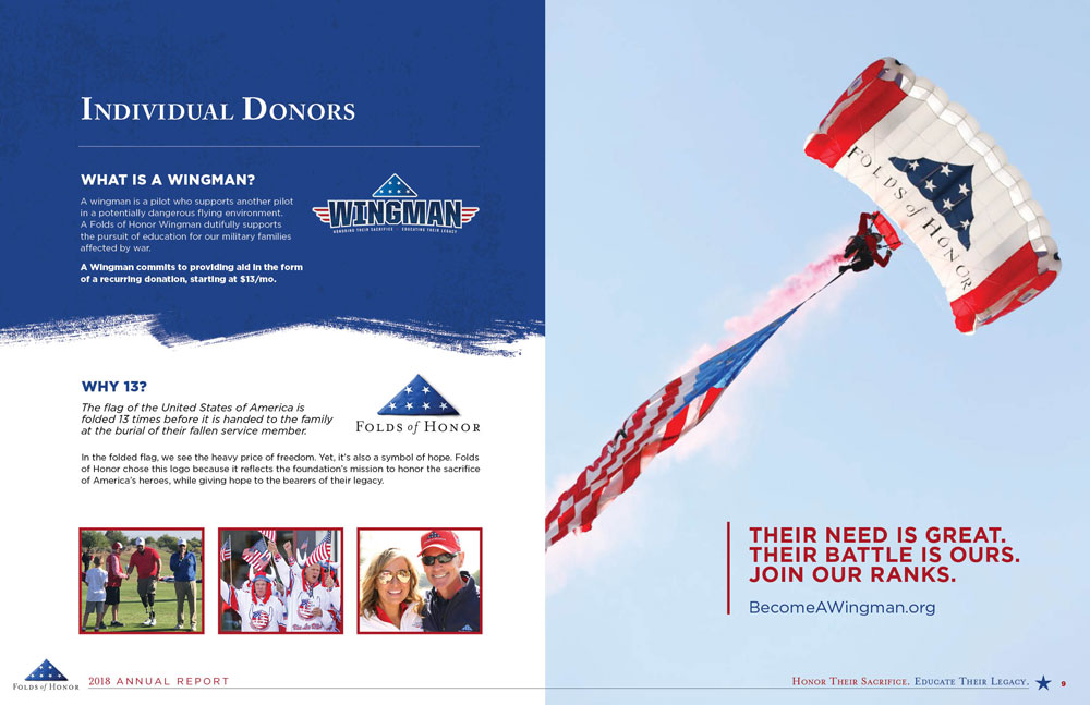 Folds of Honor Annual Report