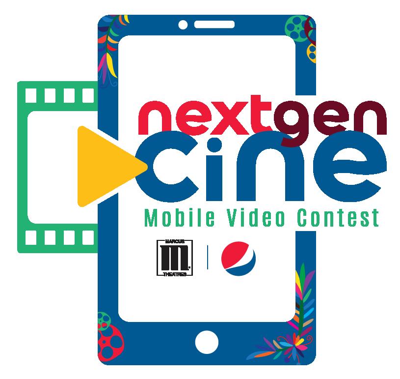 Next Gen Cine Mobile Video Contest Logo