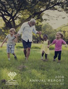 Jewish Family and Children's Service 2018 Annual Report