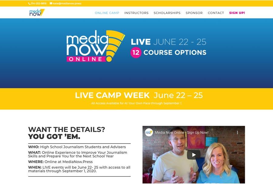 Media Now Online