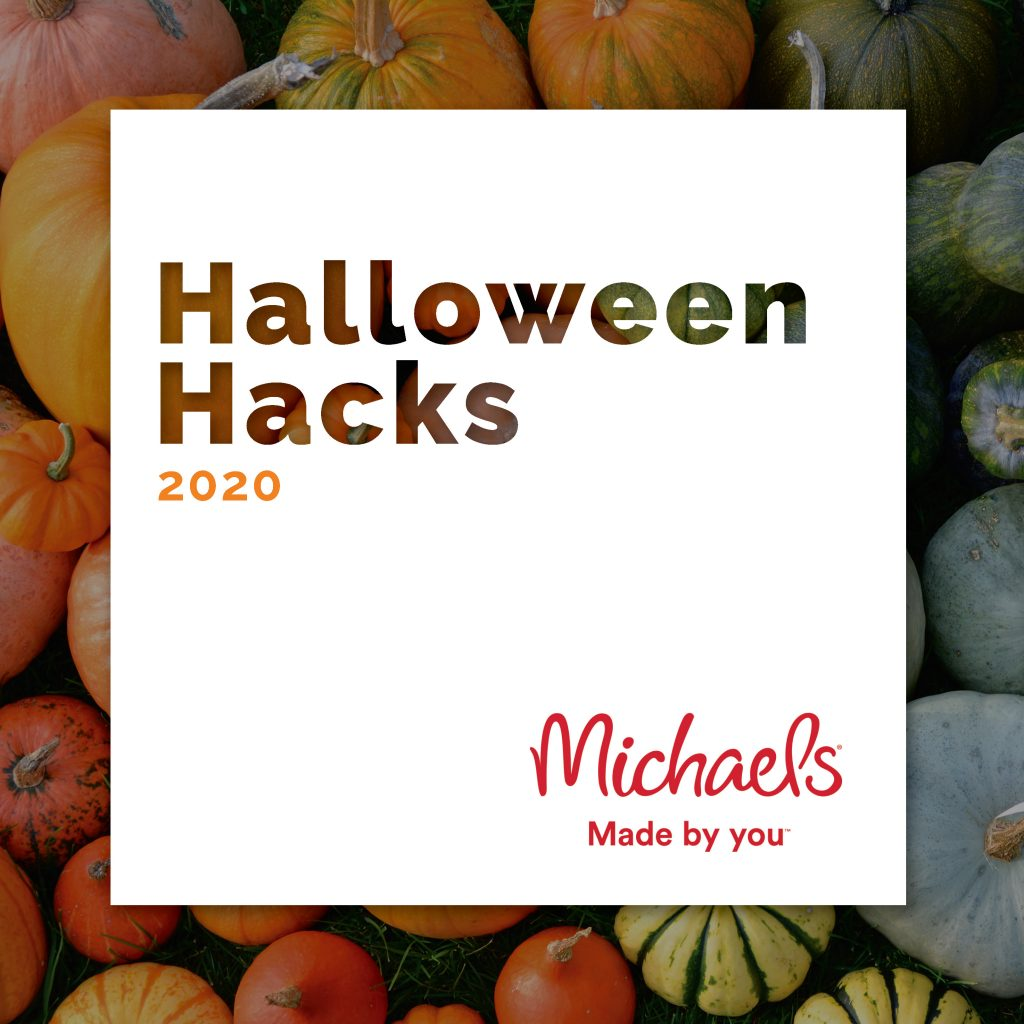 Halloween Hacks with Michaels
