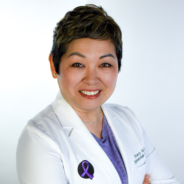 Headshot of Dr. Stacey Tull