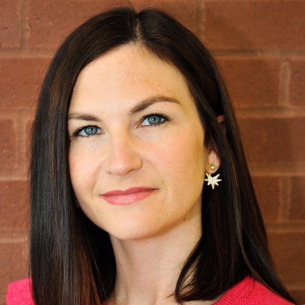 Headshot of Katie Aronoff Miller
