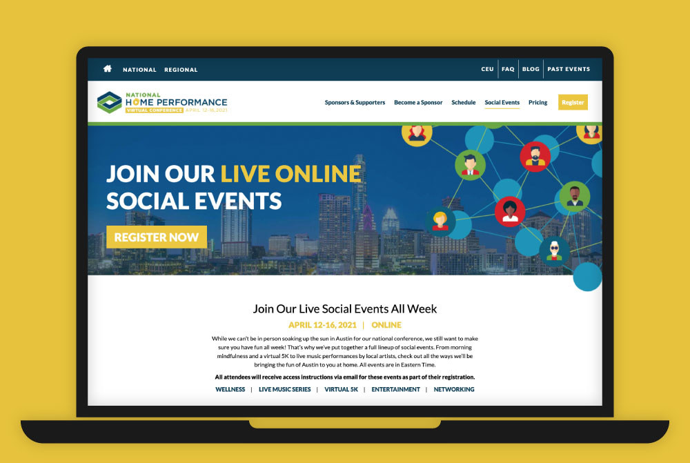 BPA National Social Events Page