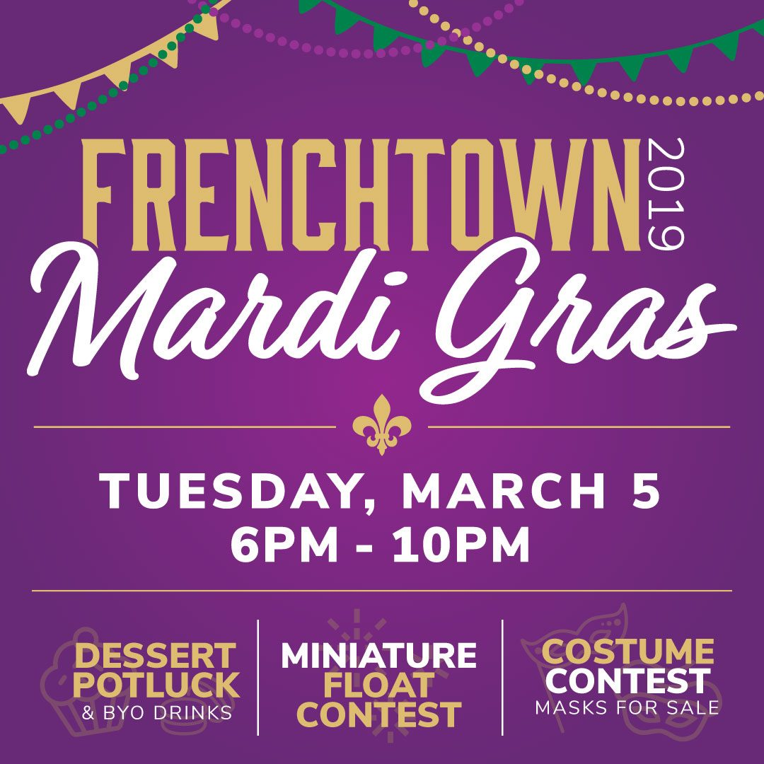 Frenchtown-MardiGras-Social